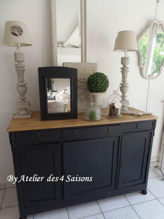 les 63 meilleures images du tableau merisier sur pinterest meubles anciens buffets et meubles. Black Bedroom Furniture Sets. Home Design Ideas
