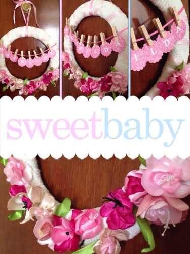 Cartel De Bienvenida Para Bebés - $ 550,00 en MercadoLibre