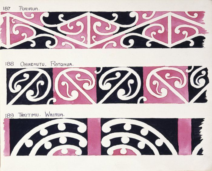 Object 25978 Detail | Te Reo Maori | Manuscripts & Pictorial | National Library of New Zealand