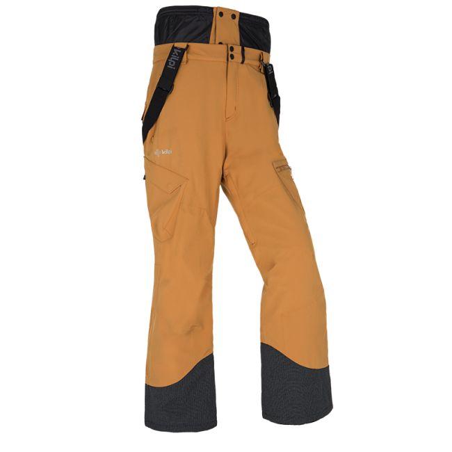 Pantaloni tehnologici de schi si snowboard Kilipi Ter Portocaliu