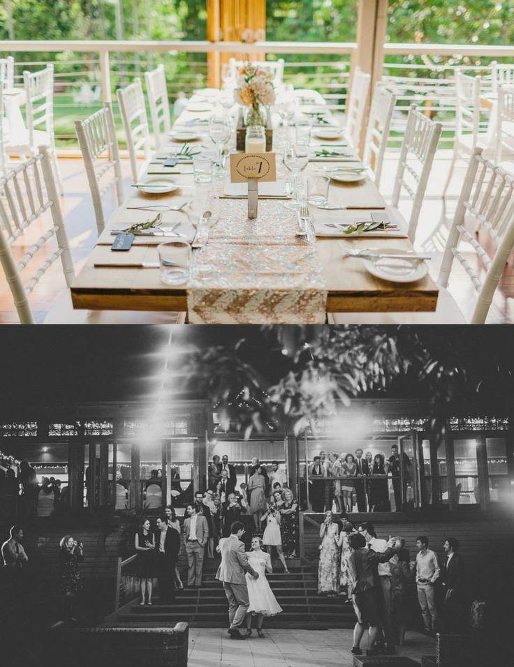 Queensland Wedding celebrations at the eco-friendly 2014 ABIA Award Winning Reception Venue - Eco Studio Fellini.