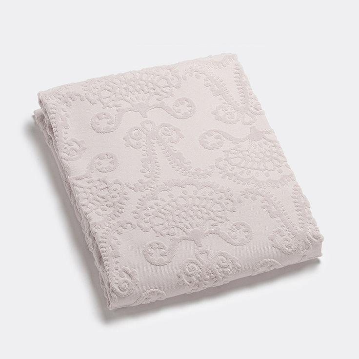 Lennol | MILJA Towel, rose (bath and hand towels)
