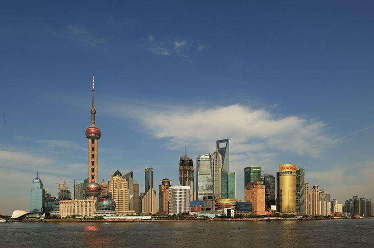 Fotos de Xangai – China - Cidades em fotos