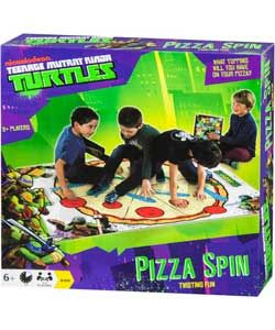 Buy Nickelodeon Teenage Mutant Ninja Turtles Pizza Spin Game at Argos.co.uk, visit Argos.co.uk to shop online for Games and board games