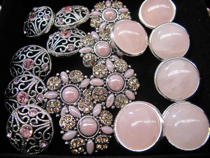 Soft pinks...so sweet!