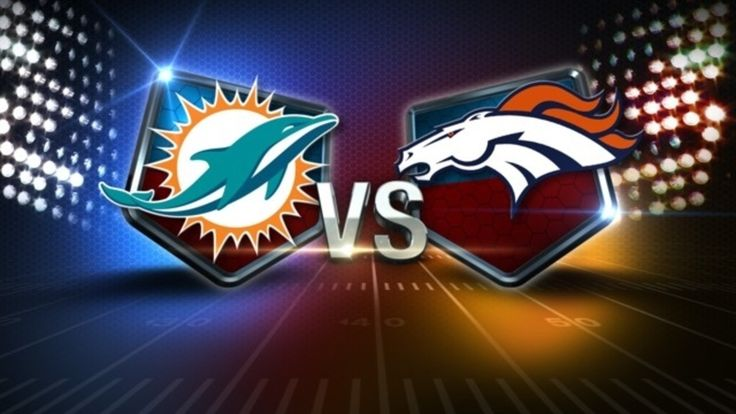 Dolphins vs Broncos Live Stream Free. The Miami Dolphins' tailback has an unwavering confidence in himself, his talent, and his potential. But what the former Alabama standout doesn't have is experience, a polished resume that proves he's as talented as many say he is, and his size (6-foot-1, 221 pounds), speed (4.45 in the 40-yard dash) and pedigree (third tailback selected in the 2016 NFL draft) hint at.
