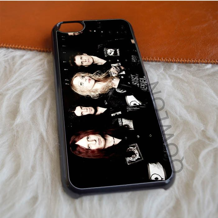Arch Enemy Band Metal iPhone 5C Case