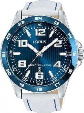 Nagyon ütős színösszeállítással érkezett a Lorus Sports RH909GX9 férfi órája.  #Lorus #Karorastore