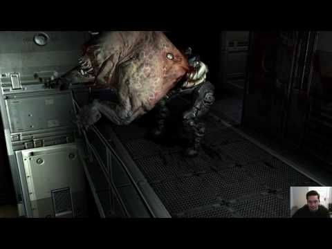 Let's Play DOOM 3: BFG Edition (PC) - (1440p)
