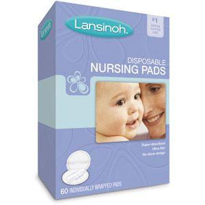 Use Lansinoh nursing pads in place of cotton balls to remove nail polish. Ah-mazing!
