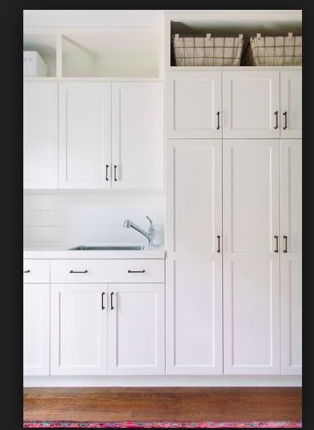 like white joinery/storage