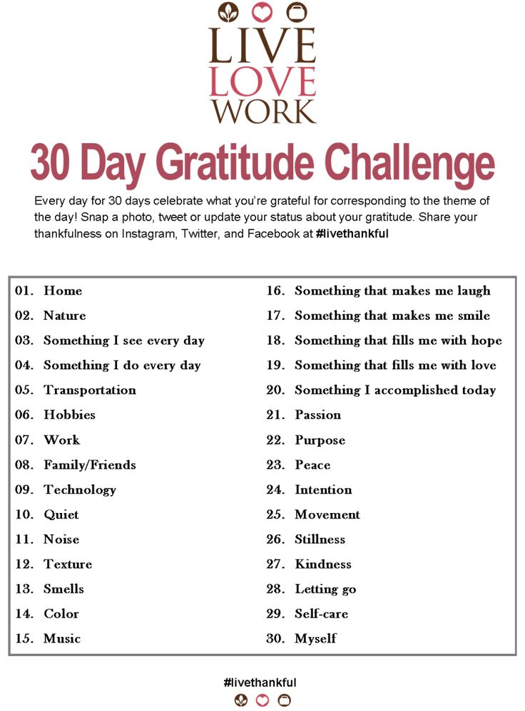 I don't need a reason to be grateful, even though there are plenty of reasons for all of us to be thankful. Gratitude promotes health, improves our outlook on life, helps us handle stressful situat…