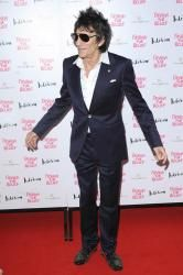 Ronnie Wood And Hugh Bonneville Team Up for Charity