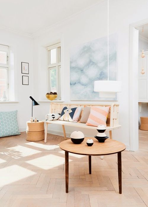 283 best Salas • Living rooms images on Pinterest   Living spaces ...
