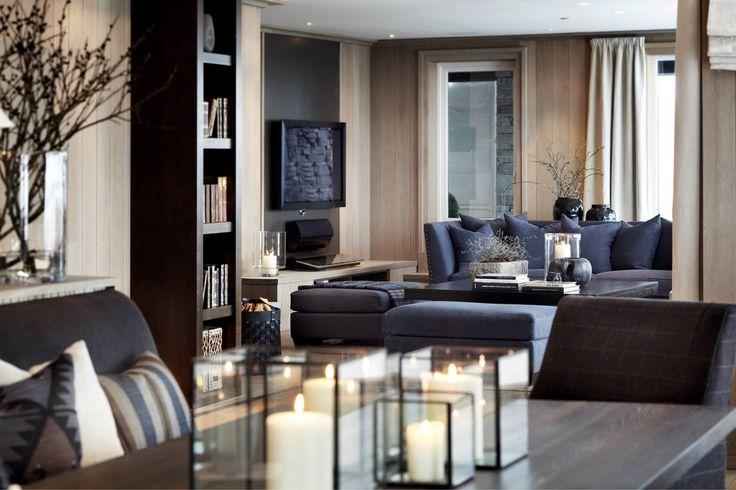 Sleek and modern...interiors