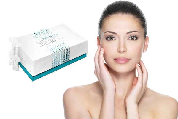 Instantly Ageless is your solution to the appearing signs of aging! diminish  fine lines and wrinkles!Pm Us  for orders!!!