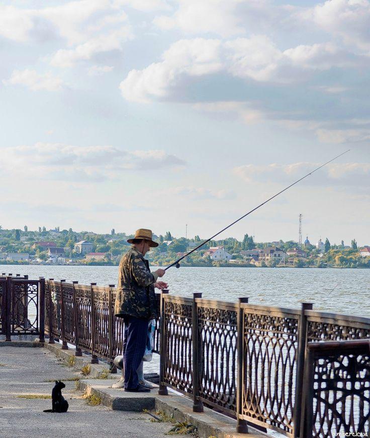 Рыбалка на двоих ©ambercloud