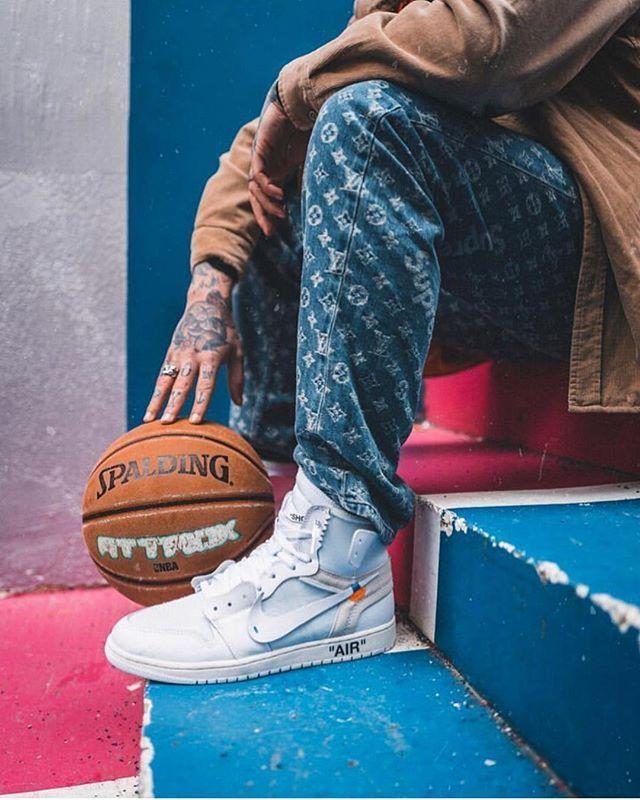 82498dc381cc80 Off White x Nike Air Jordan 1 by Follow  IllumiLondon for more Streetwear  Collections  IllumiLondon