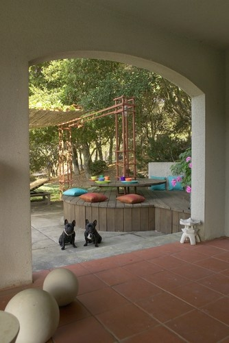 Outdoor Bistro Table Design, Pictures, Remodel, Decor and Ideas - page 32