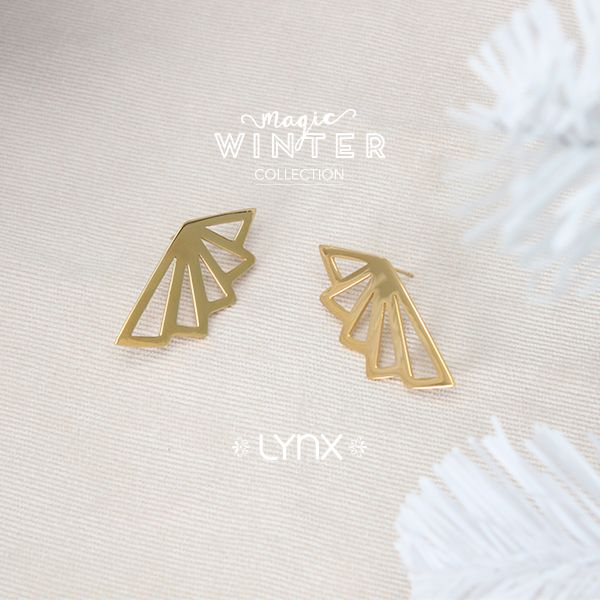 #winter #cold #holidays #snow #rain #christmas #blizzard #snowflakes #wintertime #staywarm #cloudy #holidayseason #season #nature #LynxAccesorios #jewelry #collection #geometric #earrings #women #fashion #accessories