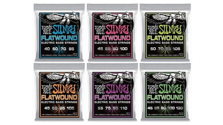 Review: Ernie Ball Slinky Flatwound Strings | Bassplayer