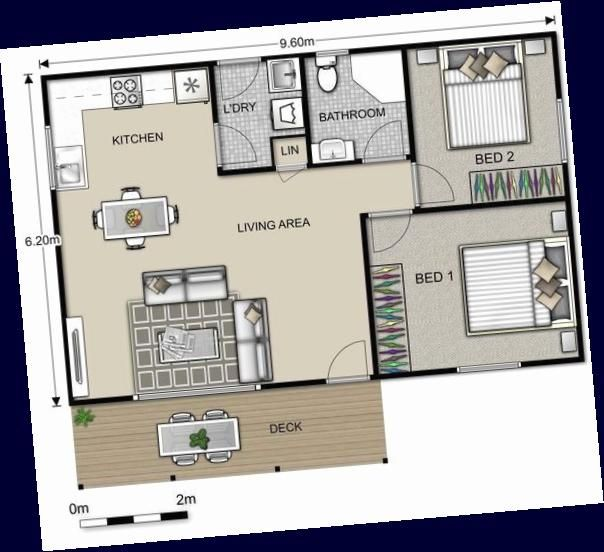 #Bedroom #Apartment 2 Bedroom Apartment Floor Plans New ...