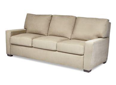 Leather Sleeper Sofa Sleeper Sofa u Comfort Sleeper American Leather
