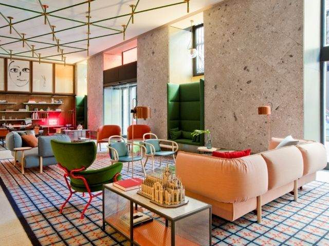 HOTELS readers' choice: top projects of 2016 - News - Frameweb