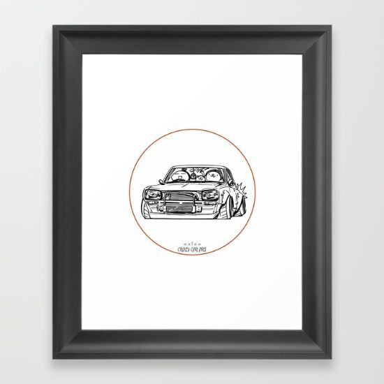 Crazy Car Art 0002 - $37