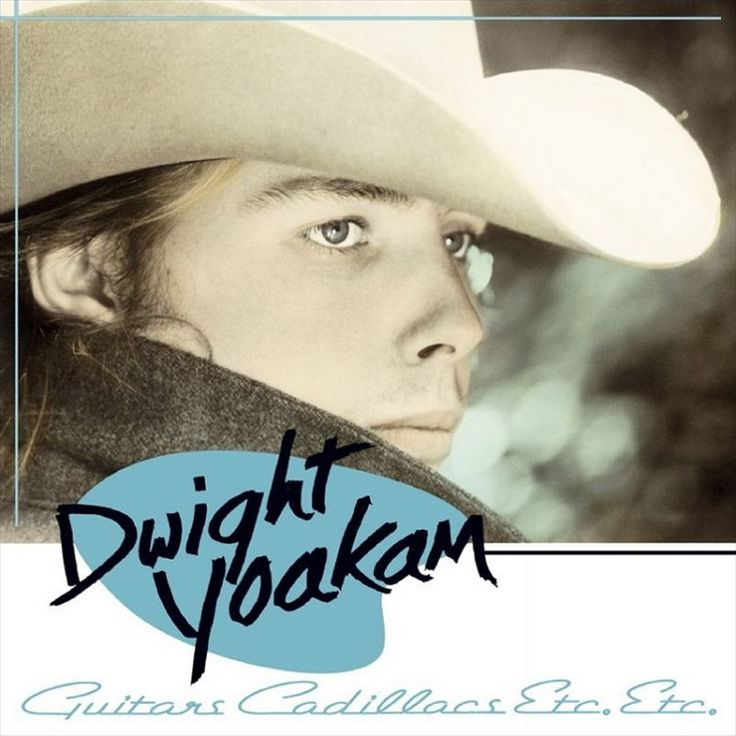 Dwight Yoakam - Guitars Cadillacs Etc. Etc. on 180g LP