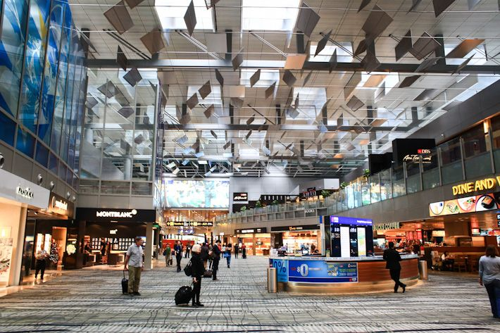 For frequent travellers like us, Singapore Changi Airport feels like our second home. But even though we head there on a monthly basis, we were somewhat aston