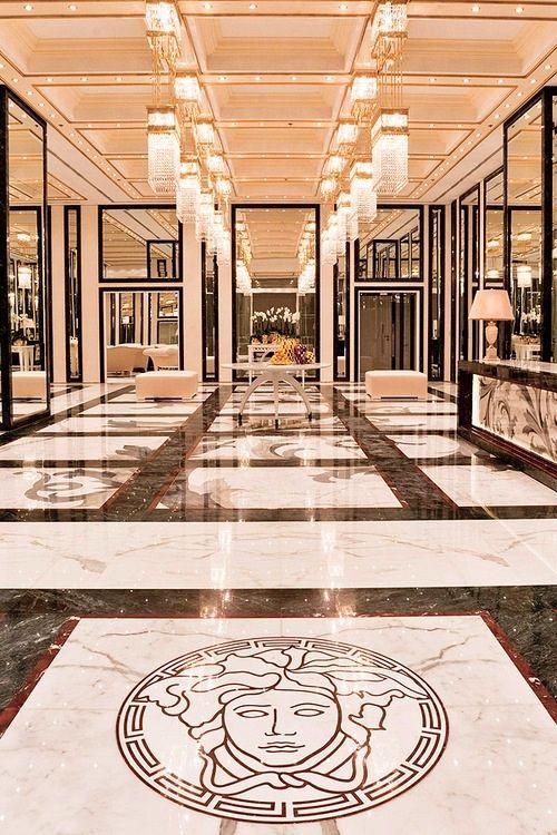 Versace Boutique - Closet design idea