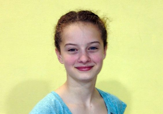 Samantha Thomas of the Prince George Gymnastics Club won gold in the Junior Olympic Level 6 program at the 2015 B.C. Artistic Gymnastics Championships and followed it up with a pair of silver medals at the P.G. Invitational and Zone 8 championships Sunday, May 3 in Prince George.
