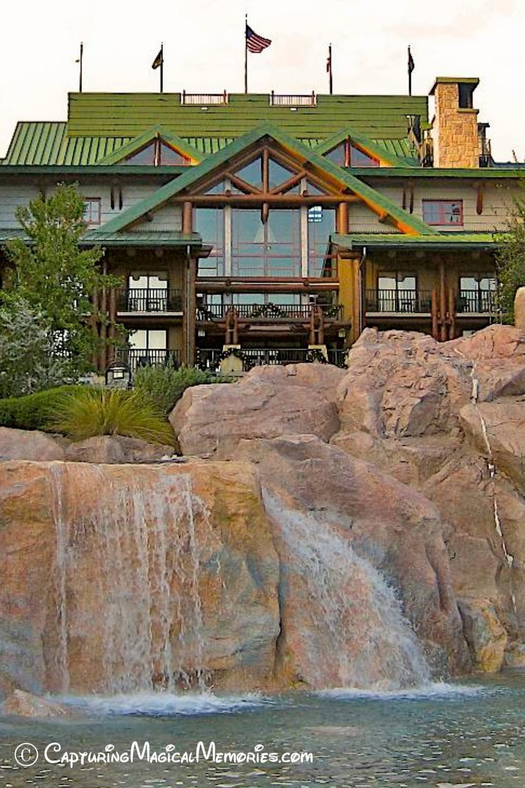 17 best images about disney 39 s wilderness lodge resort on for Villas wilderness lodge