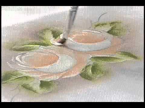 DVD Pintura em Tecido Molhado com Luis Moreira vol.2 - YouTube