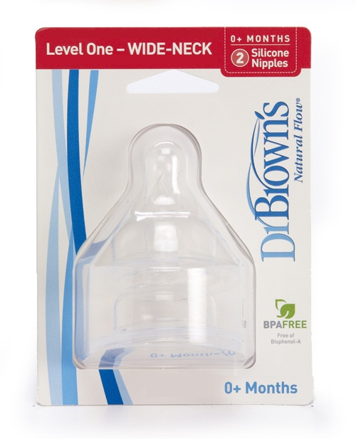 #Dr Brown's Twin Pack #Teats - 4 Levels available online at http://www.babycity.co.uk/
