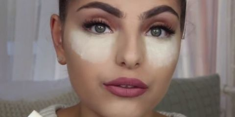 Is 'cooking' replacing contouring?