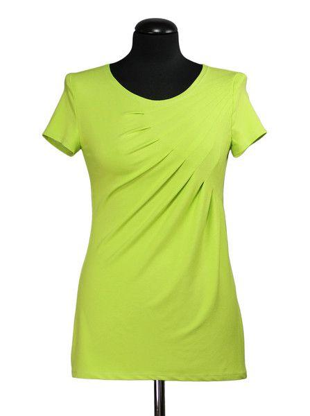 Oberteile & Jacken - Schnittmuster: Shirt Pau (01-229) - ein Designerstück von schnittquelle bei DaWanda