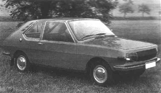 OG | Wartburg 355 Coupé | Prototype from 1969