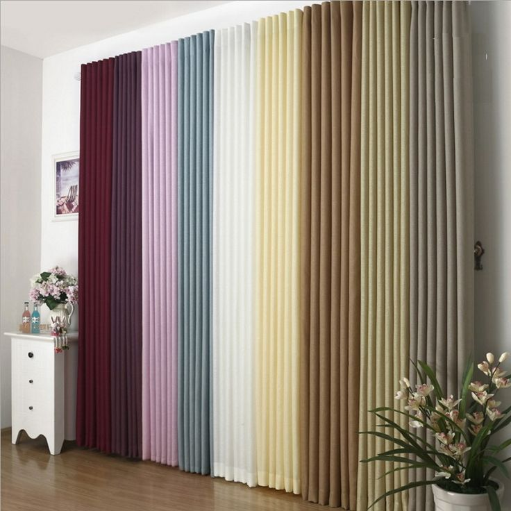 Best 25 french curtains ideas on pinterest drapery - Ver cortinas modernas ...