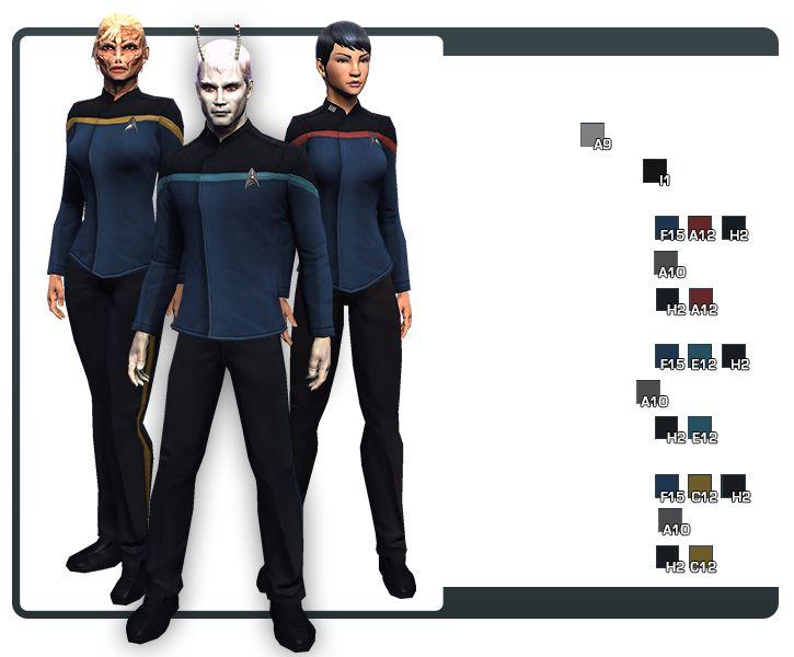 272 best images about Star Trek uniforms on Pinterest ...