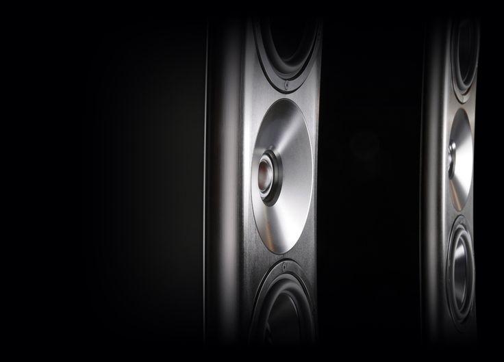 YG Acoustics Sonja 1.1 front closeup