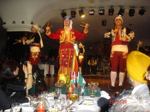 Best Istanbul Tour with Oriantal Show