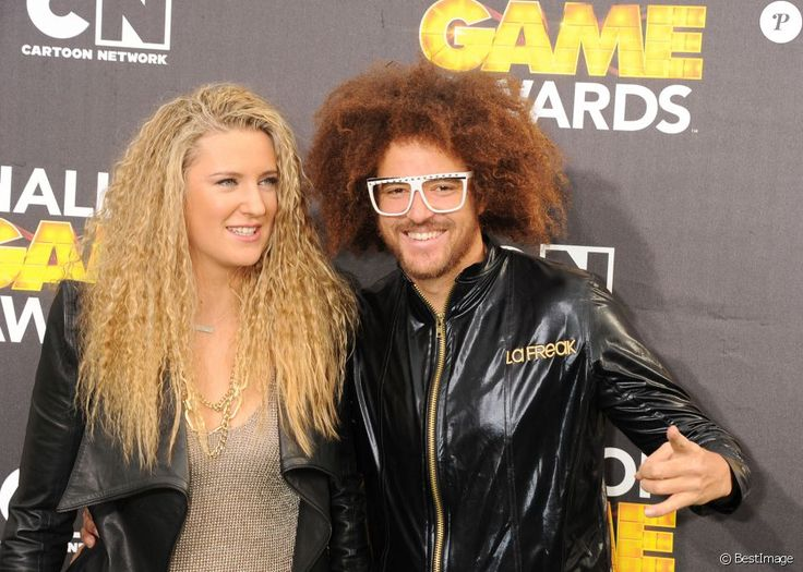 "Victoria Azarenka, Redfoo du groupe LMFAO - 4ème soirée ""Annual Cartoon Network…"
