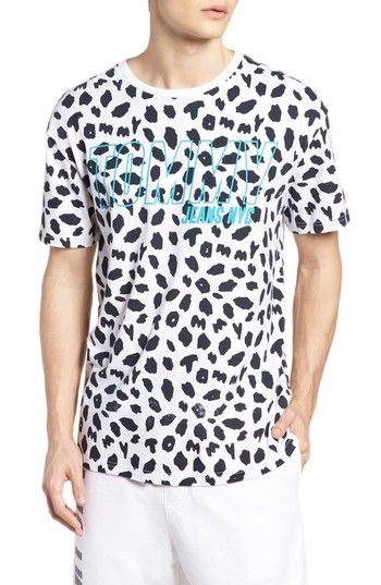 9fd10a826d8 TOMMY JEANS ANIMAL PRINT T-SHIRT.  tommyjeans  cloth