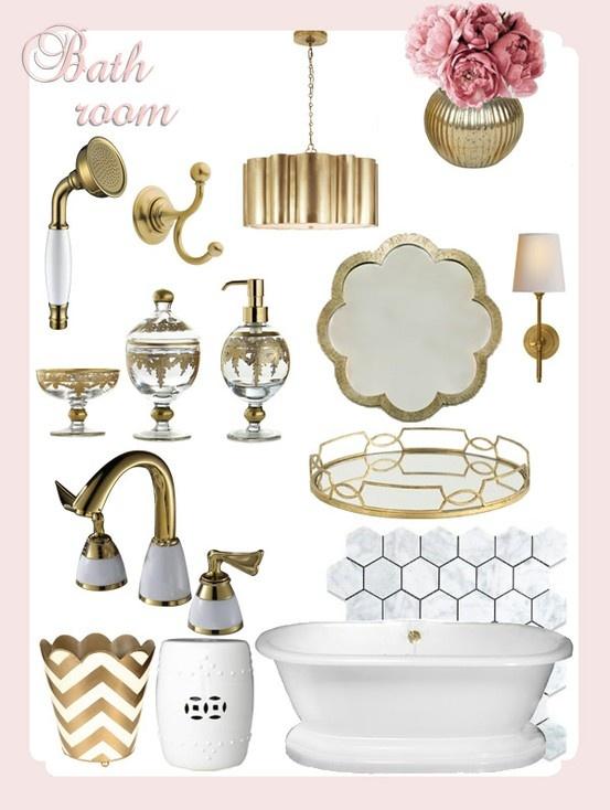 Teen Girl Bathroom Visual Comfort Pendant And Sconce
