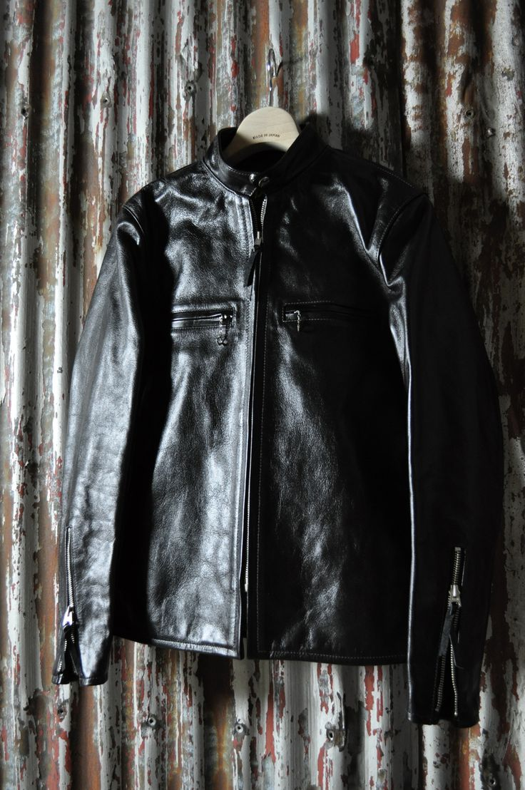 BUCO J-100 Riders Jacket by THE REAL McCOY'S