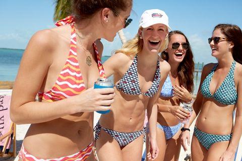 Vineyard Vines swim!  http://www.dariensport.com/categories/Ladies/Swim/?sort=newest=1