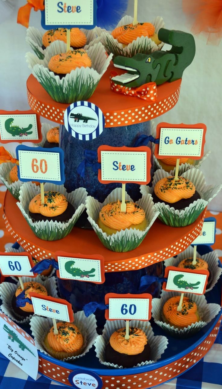 Great Gatherings: Great Gator Party