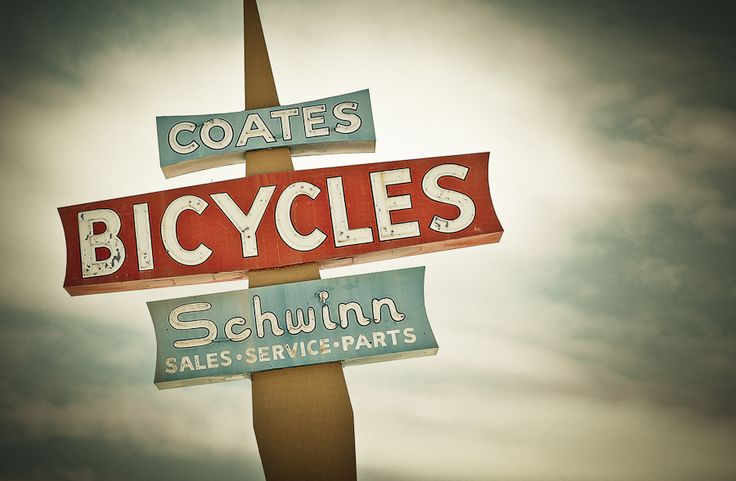 Coates Cyclery by Marc Shur on 500px